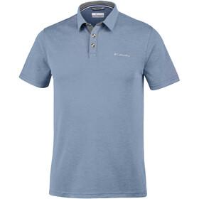 Columbia Nelson Point t-shirt Heren grijs